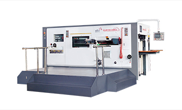 XLMYQ-1300A / 1500A SEMI-AUTOMATIC DIE-CUTTING&CREASING MACHINE WITH STRIPPING ST