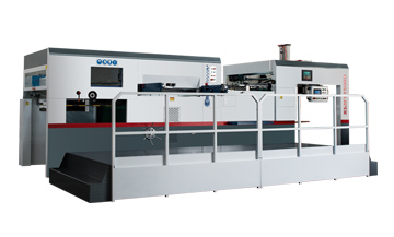 XLMY-1500D Automatic Diecutting & Creasing Machine (Manul-Automatic Type)